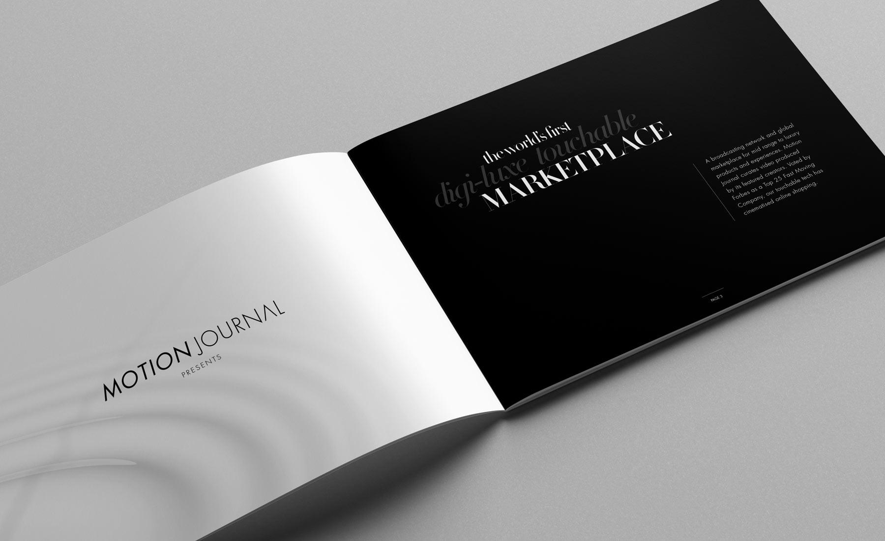 Motion Journal Press Kit Bvn Creative